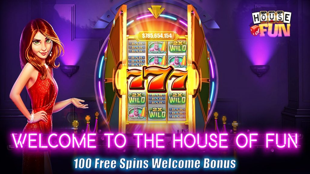 House of Fun game
